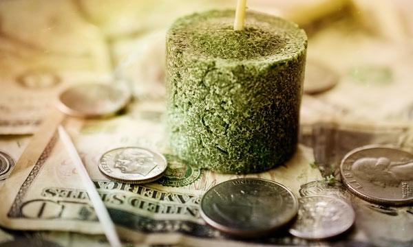 ритуал на привлечение денег на луну