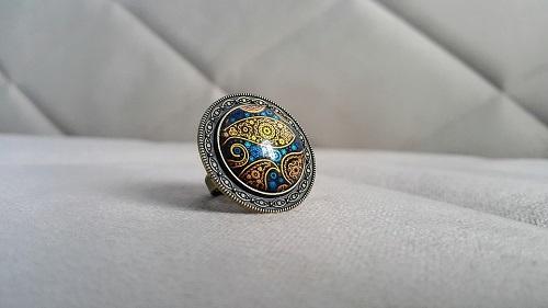 кольцо для водолея